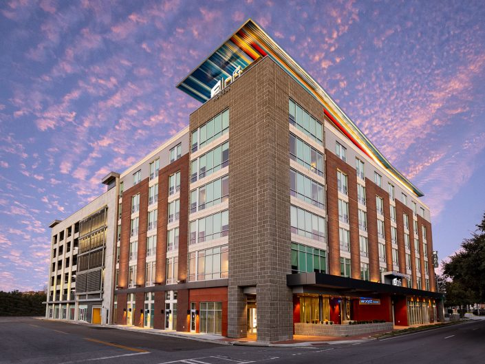 Aloft Hotel | Hospitality Photos | Warren Bond Photography