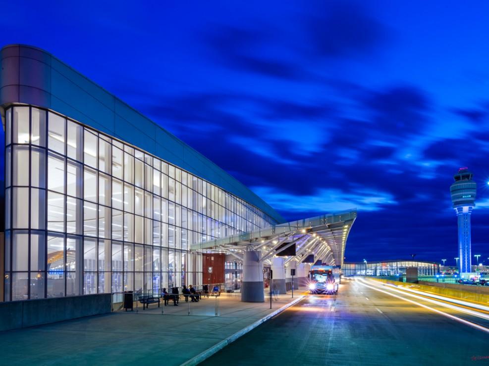 International Terminal at Hartsfield-Jackson Atlanta International Airport