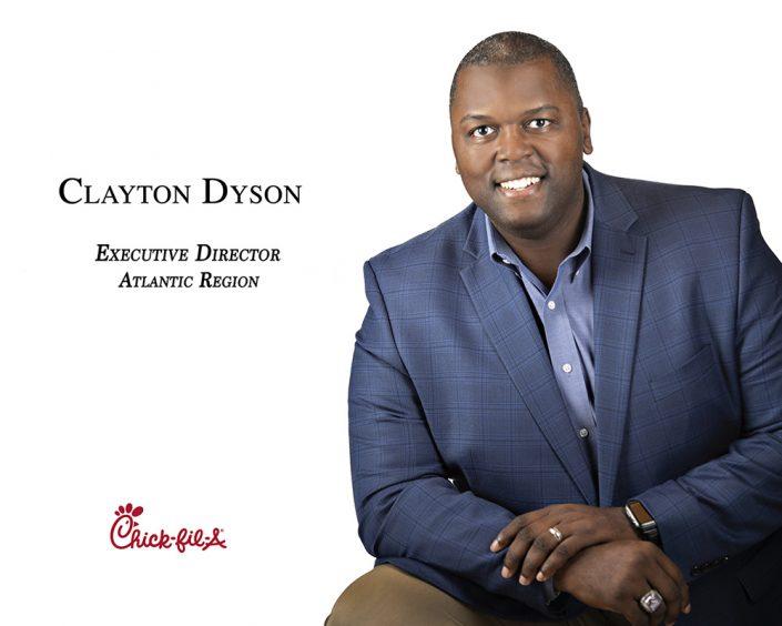 Clayton Dyson Chick-fil-A | Corporate Photography | Warren Bond Photography